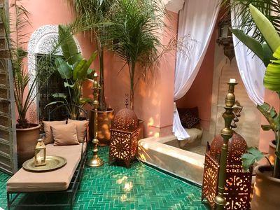 Pension Riad The Bohemian Jungle