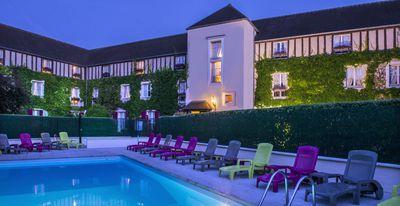 Hotel Le Manoir de Gressy