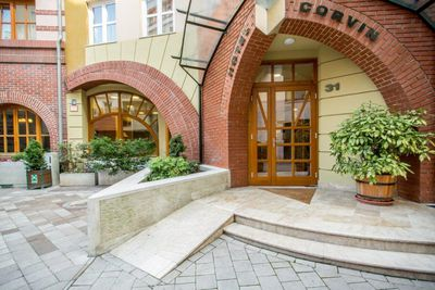 Hotel Corvin Budapest
