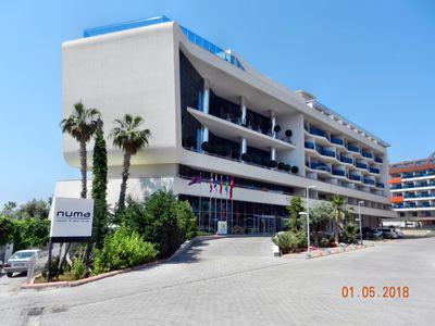 Hotel Sunprime Numa Beach