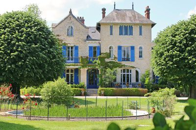 Vakantiehuis Le Pavillon de St. Agnan (+Gîtes)