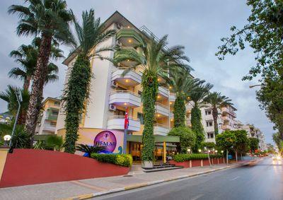 Aparthotel Sifalar