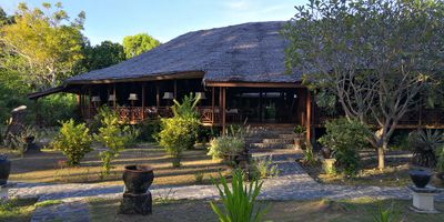 Bungalow Gangga Island Resort