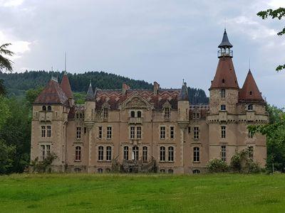 Camping Château de Valogne
