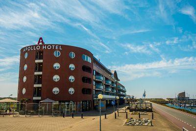 Hotel Apollo IJmuiden Seaport Beach