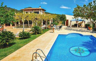 Vakantiehuis Can Domingo