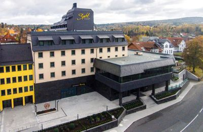 Hotel HVD Grand Suhl