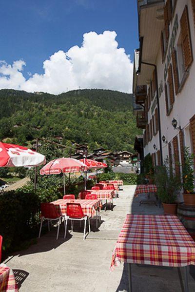 Hotel Du Glacier et Poste