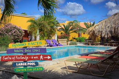 Appartement Djambo Bonaire