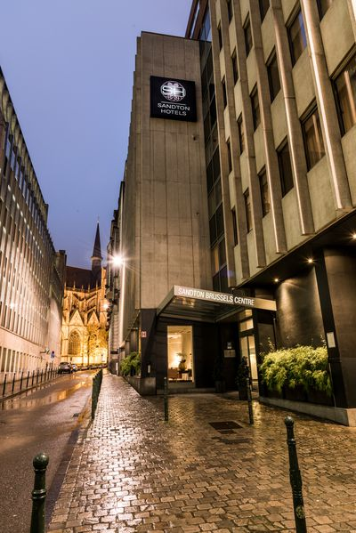 Hotel Sandton Brussel Centre
