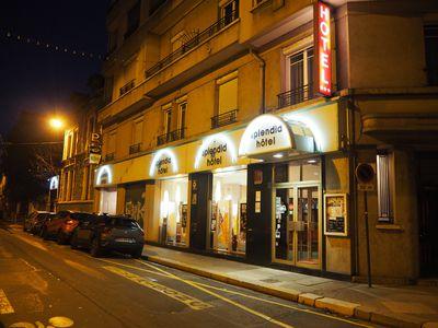 Hotel Splendid Hôtel Grenoble Centre Gare