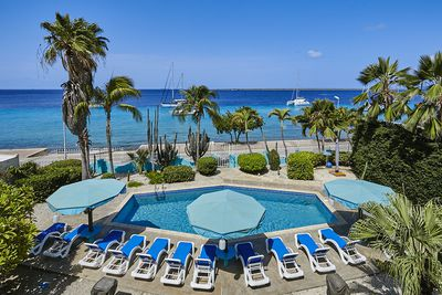 Appartement Bonaire Oceanfront Apartments