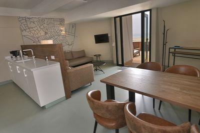 Appartement Pier 7 Beachrooms