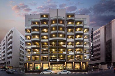 Aparthotel Savoy Central