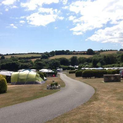Camping Trethem Mill Touring Park