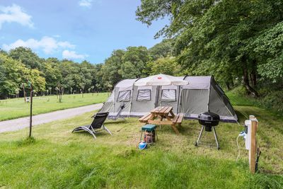 Camping L'orangerie de Beauregard