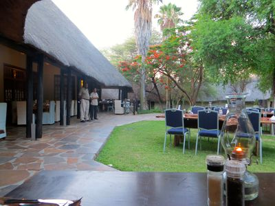 Lodge Mokuti Etosha Lodge