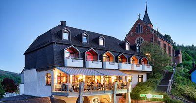 Hotel St. Erasmus (in Trassem)