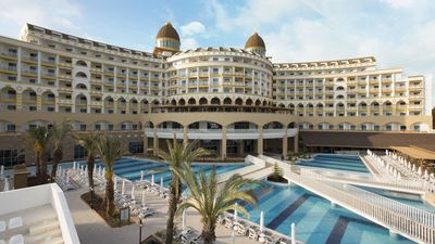 Hotel Kirman Sidemarin Beach & Spa
