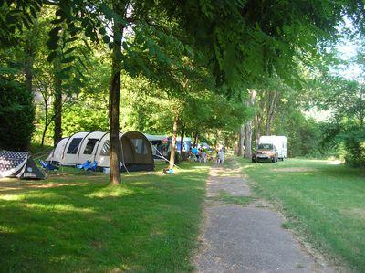 Camping Camp Vallée du Tarn