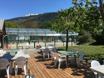 Camping L' Eden de la Vanoise