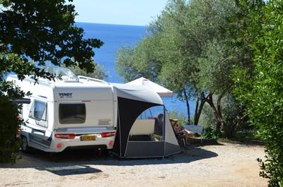 Camping Pod Maslinom