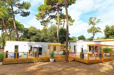 Camping Yukadi Village le Logis