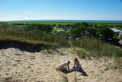 Camping De Duinkant Terschelling (+ 5 vakantiehuisjes)