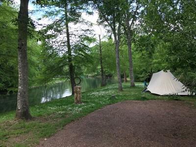 Camping D' Olivet