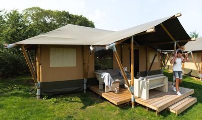 Vakantiepark De Boshoek (vakantiehuizen + camping + groepsvilla's)