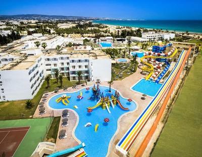 Hotel Splashworld Venus Beach