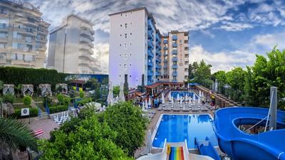 Hotel Club Big Blue Suite Hotel