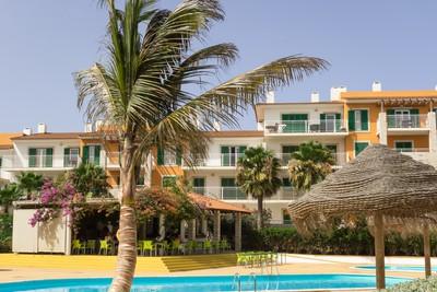 Aparthotel Agua Hotels Sal Vila Verde Resort