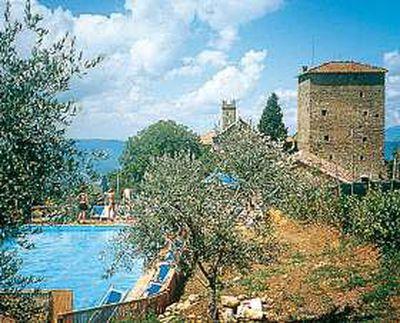 Appartement Castello di Ristonchi