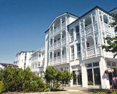 Appartement Ferienanlage Seepark Sellin