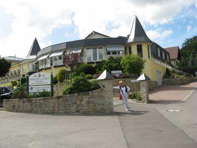 Hotel Domaine la Forêt