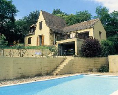 Vakantiehuis Les Acacias