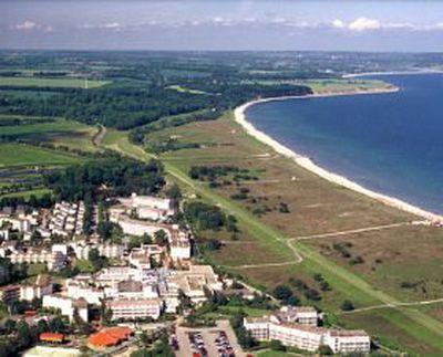 Vakantiepark Weissenhauser Strand