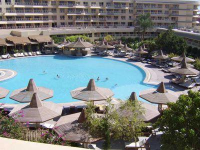 Hotel Sindbad Club Beach Resort