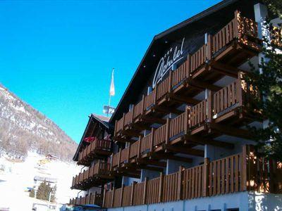 Hotel Panorama Hotel Alphubel
