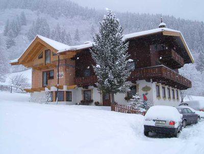 Appartement Unterbergbauer