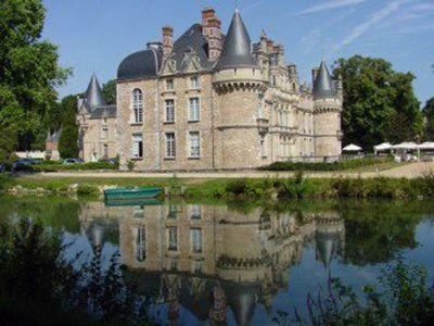 Kasteel Chateau d'Esclimont