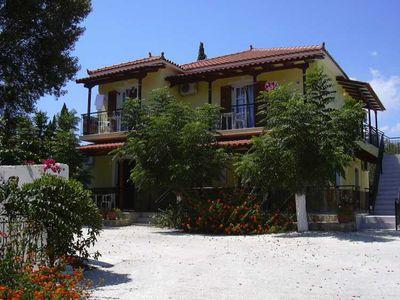 Appartement Konstantina Studio's