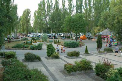 Vakantiepark Balatontourist Füred
