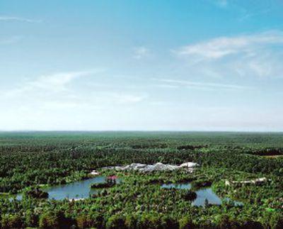 Vakantiepark Center Parcs Bispinger Heide