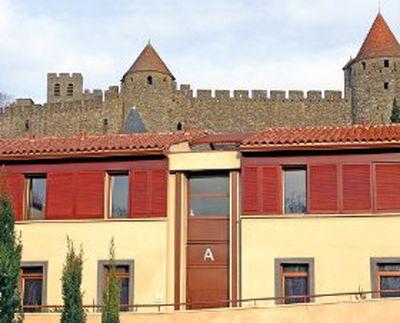 Aparthotel Residence Adonis La Barbacane