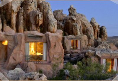Lodge Kagga Kamma Private Game Reserve