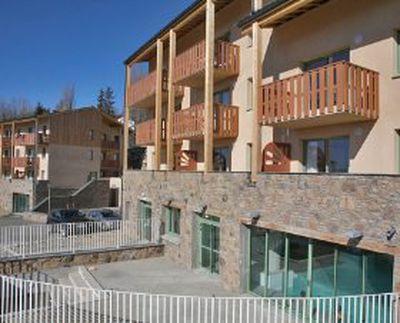 Appartement Résidence Les Chalets du Belvedere