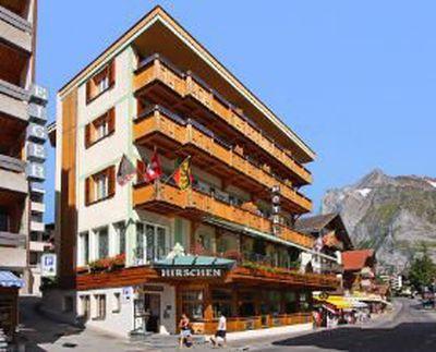 Aparthotel Hirschen