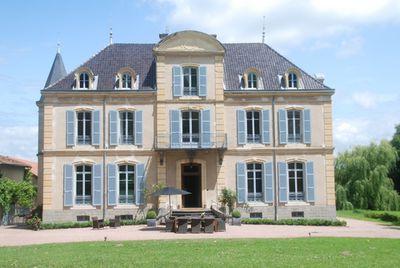 Landhuis Chateau Les Bardons